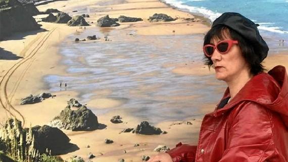 María del Mar Márquez, una onubense afincada en Barcelona que se presenta a través del perfil 'fashionhousewife'