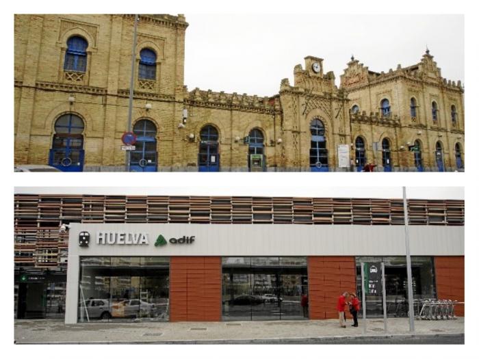 Huelva Dice Adiós A Su Antigua Estación De Tren Una Joya Neomudéjar Pionera En España Huelva Buenas Noticias
