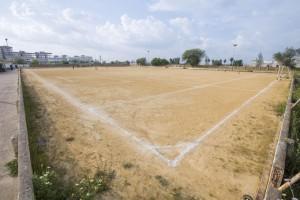 Campo de fútbol de El Torrejón.