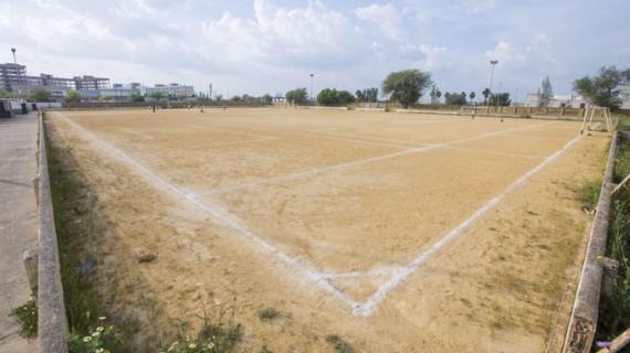 Luz verde al proyecto de rehabilitación integral del campo de fútbol de El Torrejón