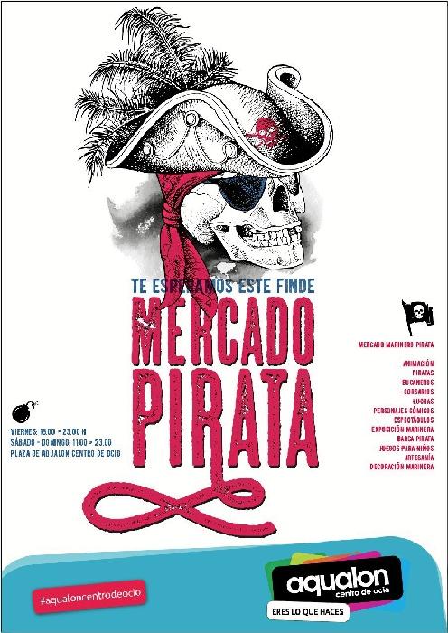 Llega a Aqualon un Mercado Pirata