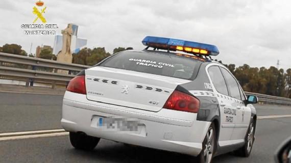 Velocidad, cinturón y documentación incorrecta entre las infracciones más frecuentes en Huelva