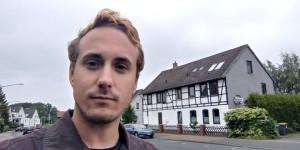 Mario Domínguez Bogado lleva dos meses viviendo en Alemania.