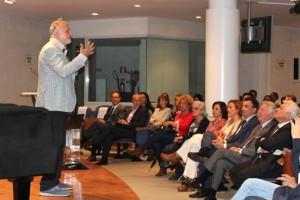 Conferencia de José María Gallasa.