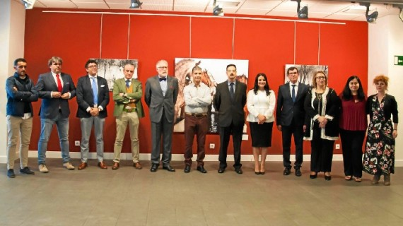 La Saca de las Yeguas se da a conocer en Madrid a través de una exposición