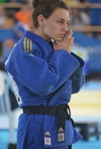 Alba Rojas completó un buen torneo en Talavera de la Reina. / Foto: huelvatsv.blogspot.com.es.