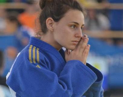 Alba Rojas finaliza el Campeonato de España Cadete de judo en una meritoria quinta plaza