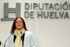 La alcaldesa de Punta Umbría.