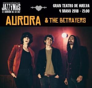 Aurora y The Betrayers (1)