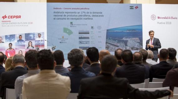 Cepsa presenta en Huelva su mapa energético para 2030