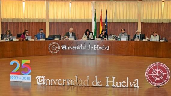 La UHU avanza en la internacionalización de su personal y en el reconocimiento a sus estudiantes de posgrado