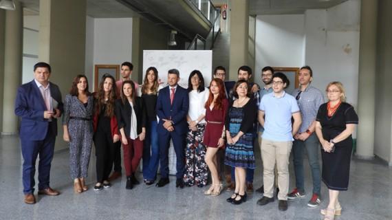 La UHU y Fundación Cepsa reconocen el talento de los universitarios