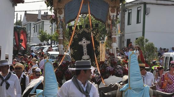 Zalamea la Real se prepara para su popular fiesta de El Romerito, prevista celebrarse este fin de semana