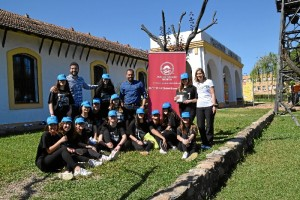 Exitosa participación de Riotinto en el evento de la Ruta Europea de Patrimonio Industrial.