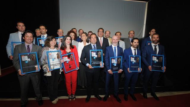 Jabugo acoge la entrega de los XIII Premios Empresarios del Año
