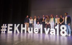 Inauguración del Espacio Knowmads en Huelva.