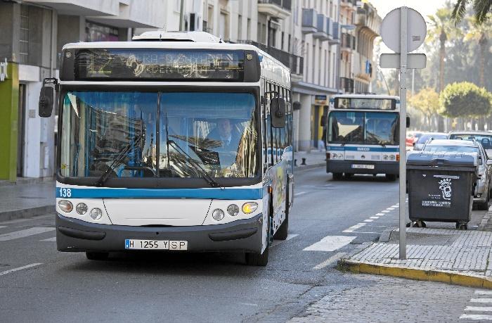 Los autobuses de Huelva, entre los más asequibles de Andalucía
