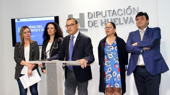 Punta Umbría, Gibraleón, Palos, San Juan y Huelva se benefician de la Edusi 'Rías de Huelva- ¡Vive tu Ría!'