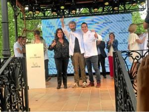 En las imágenes, los chefs de Casa Dirección, José Duque; y Arrieros, Luismi López.
