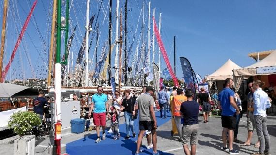 Huelva se posiciona en el turismo de megayates
