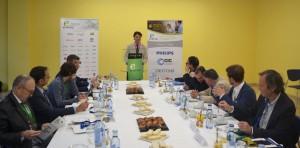 Huelva ha participado por segunda vez en Greencities, Foro de Inteligencia y Sostenibilidad Urbana.