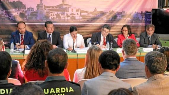 Activado el Plan Aldea con 1.500 efectivos para garantizar la coordinación, la seguridad y la atención sanitaria en El Rocío