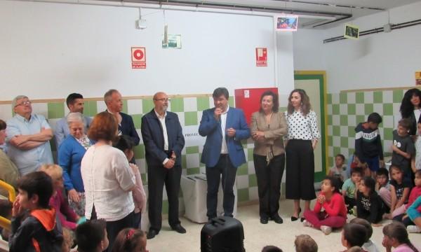 Se inicia la celebración del 25 aniversario del colegio Al-Ándalus de Los Rosales