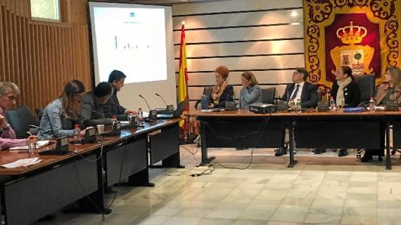 El pleno de Punta Umbría aprueba un presupuesto de 26 millones de euros para el año 2018