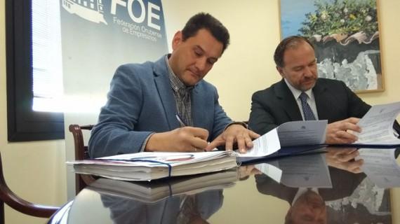 La FOE favorece la inserción laboral de menores en exclusión de la mano de la Asociación Hacan
