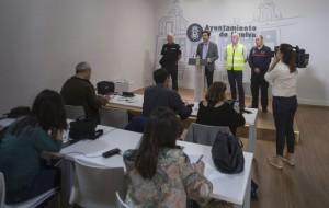 Presentación de Plan Romero municipal de Huelva.