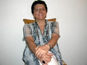 Josefina Lezcano.