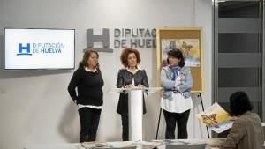 Las jornadas fueron presentadas en la Diputación de Huelva.