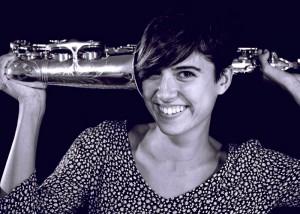 María Ángeles del Valle es amante de la música desde pequeña.