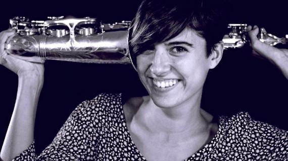 La saxofonista paternina Mari Ángeles del Valle conquista los escenarios de Alemania tras ser reconocida por el Conservatorio de París
