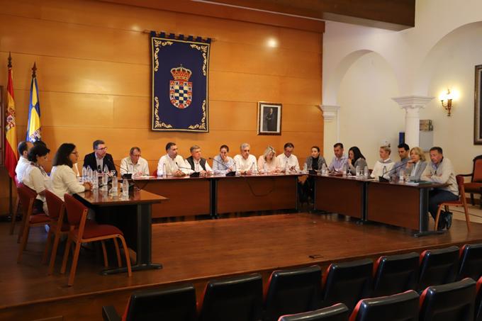 Moguer adjudica las obras de remodelación y mejora de la plaza de la Coronación