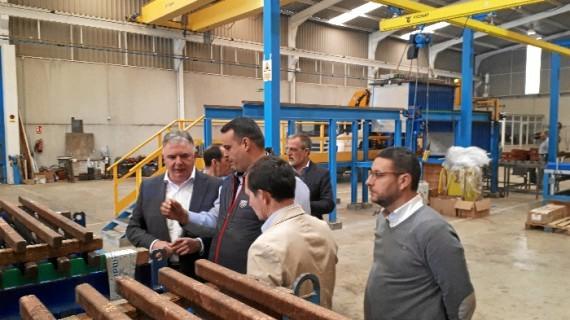 La empresa Rectificados Lemar pone en marcha nuevas instalaciones