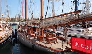 La Regata Oceánica 'América, a la estela de Colón' se da a conocer en Palma de Mallorca.