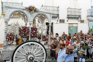Imagen de la salida de Trigueros.
