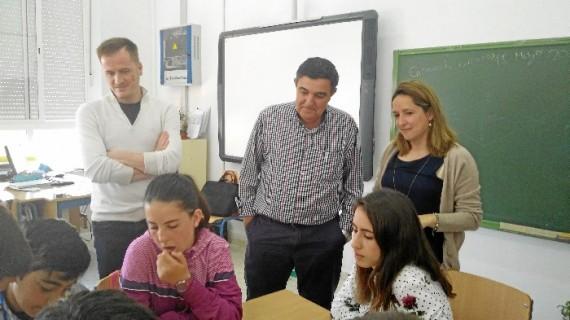 El CEIP Rufino Blanco de Encinasola mejora sus resultados educativos como Comumidad de Aprendizaje