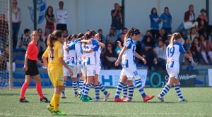 Sporting Puerto de Huelva, nueva denominación del equipo onubense que militará en la máxima categoría del fútbol femenino español.