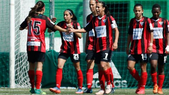 El Fundación Cajasol Sporting vence al Betis y se aferra al 'milagro' de disputar la Copa de la Reina