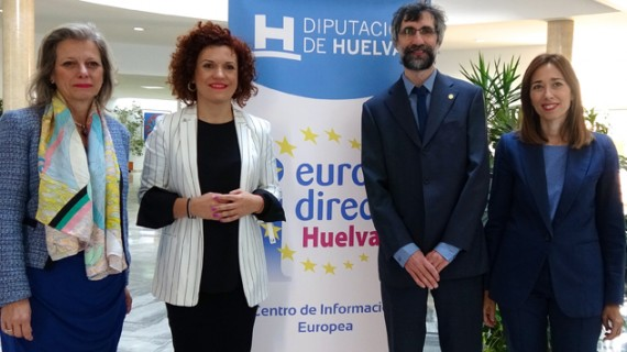 Diálogo ciudadano sobre la Unión Europea en la Universidad de Huelva
