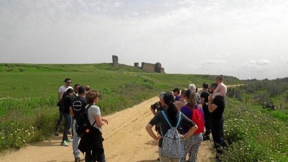 El yacimiento tartésico de Tejada la Vieja cuenta con un nuevo sistema de visitas guiadas