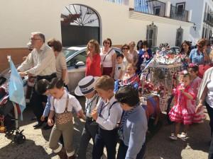 Hinojos celebra su Rociíto 2018 los días 5 y 6 de mayo.