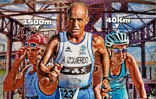 Cuenta atrás para disfrutar del III Triatlón Olímpico 'Huelva, Puerto del Descubrimiento'