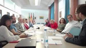 Expertos internacionales han ofrecido un taller sobre corrupción política.
