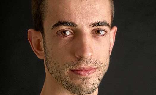 El bailarín puntaumbrieño Abraham Iglesias forma parte de la Ópera Alemana de Berlín