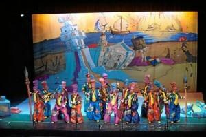 El Concurso se celebra en el Teatro 'Horacio Noguera' de Isla.