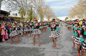 Las fiestas atraen la atención de los visitantes y turistas.