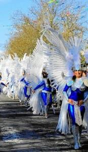 Fiestas que atraen a miles de personas cada año.